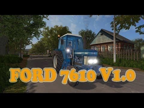 Ford 7610 v1.0