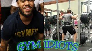 Gym Idiots - CT Fletcher Deadlift Party & 1035-Lb.