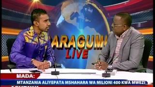 Baragumu : Mtanzania aliyekataa Mshahara wa Mil.400 (01) - 18.07.2017
