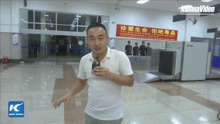 LIVE: Boarding a train to Hanoi, Vietnam, from China's Guangxi. Xinhua speaks to businessmen and tourists from ASEAN ...