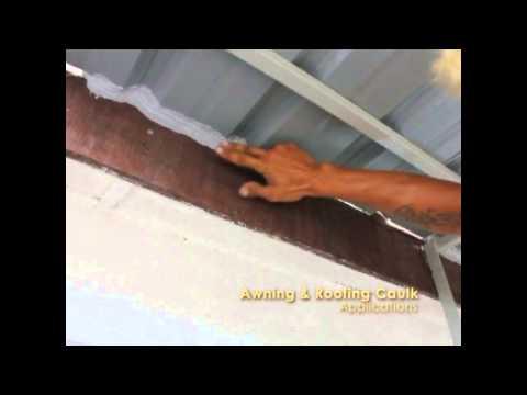 X'traseal -Awning & Roofing Caulk