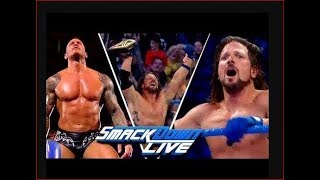 Nonton WWE Smackdown Live 7th November 2017 Highlights - Tuesday Night Smackdown 7/11/2017 | Full Show Film Subtitle Indonesia Streaming Movie Download