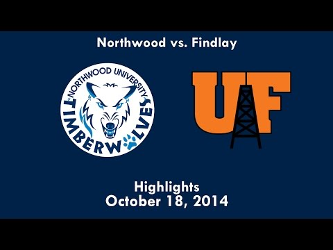 Northwood/Findlay - 2014 Football Highlights