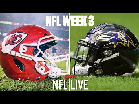 Video: NFL Live predicts winners for 2019 Week 3 matchups | NFL Live