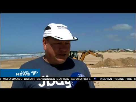 Kouga Municipality to alleviate an overflowing estuary