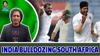 India Bulldozing South Africa | IND vs SA | Ramiz Speaks
