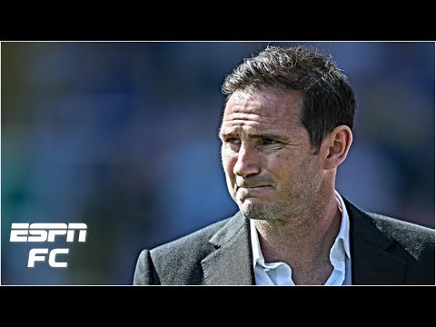 Frank Lampard 'commands automatic respect' at Chelsea | Premier League