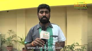 Vijay RR Speaks at Sittu Kuruvi Album Launch