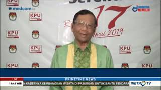 Video Mahfud MD Bertemu Mbah Moen, Apa yang Dibahas? MP3, 3GP, MP4, WEBM, AVI, FLV Mei 2019