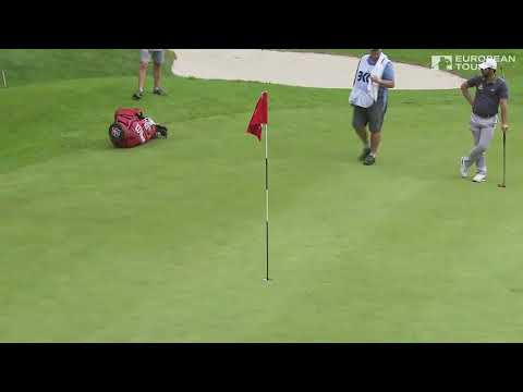 @ewbof with the shot of the week @ Belgium KO – European Tour