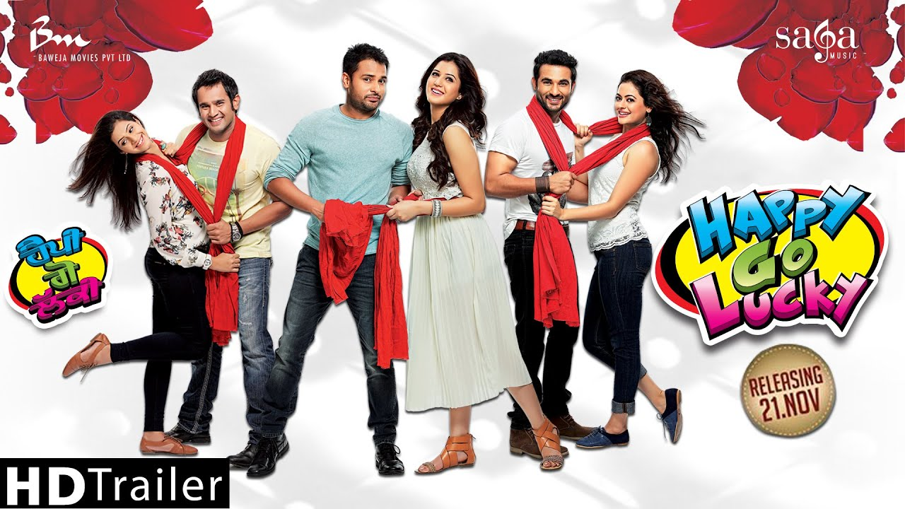 Happy Go Lucky Official Trailer By Amrinder Gill
