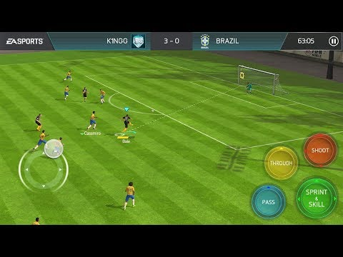 Fifa Mobile Soccer 2018 Android Gameplay #12