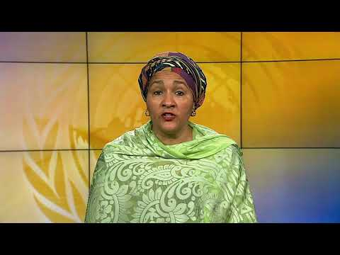 Message from Deputy Secretary General, UN, Ms. Amina J Mohammed, at #AsiaMediaSummit