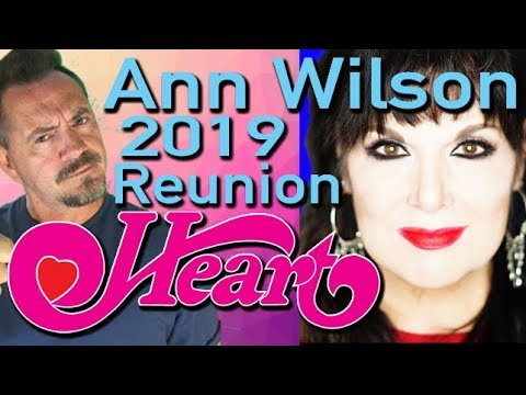 Ann Wilson Says a Heart Reunion Is Possible