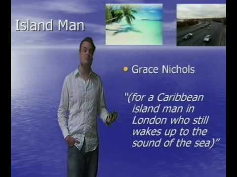 analysis of island man
