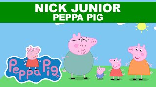 Peppa Pig Full Game Episode of The New House - Complete Walkthrough - HD 1080p English