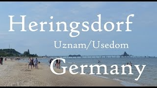 Usedom Germany  City new picture : Heringsdorf in Uznam/Usedom (Germany)