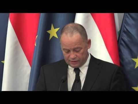 Szanyi Tibor az EB tagjaival egyeztet a magyarországi szociális jogok helyreállítása érdekében