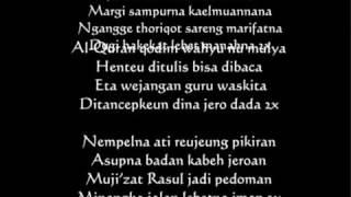 Syair waton gusdur versi sunda lengkap ( kyai Maman ).