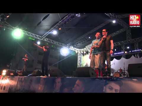 Live Sif Lssane et H-Kayne au Festival Méditerranéen d'Al Hoceima avec HIT RADIO
