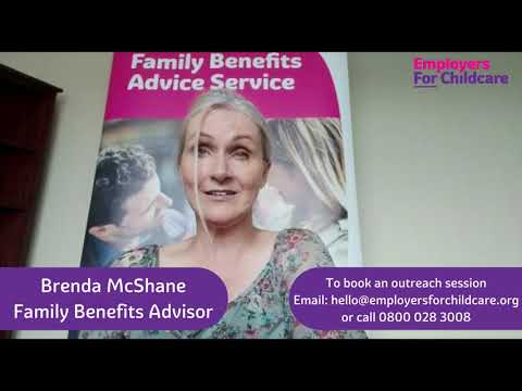 Family Benefits Advice Service – online advice sessions