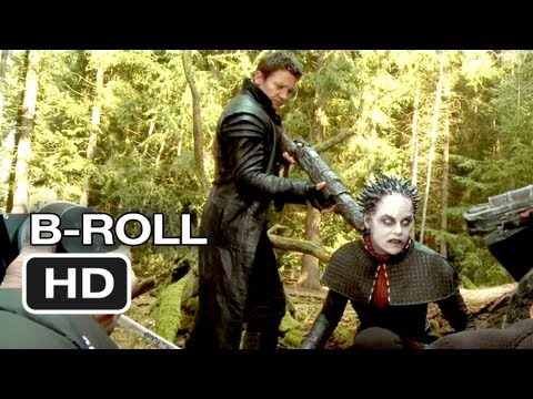 Hansel and Gretel: Witch Hunters Complete B-Roll (2013) - Jeremy Renner Movie HD Video
