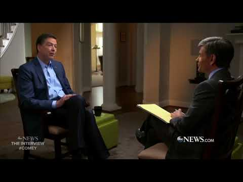 James Comey's ABC interview in 100 seconds | SUPERcuts! #585