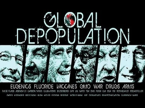 THE FERTILITY RATE IS DROPPING ALL OVER THE WORLD. HERE'S 3 REASONS WHY. WIRELESS GMO VACCINES
