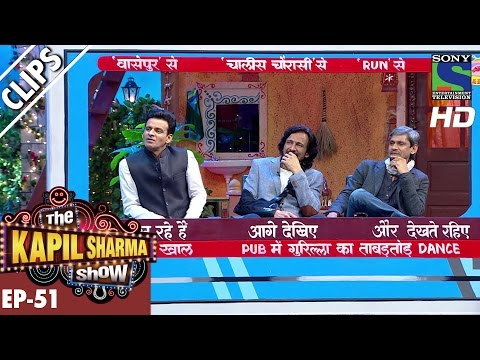 Live Tv Debate With Star Cast Of Saat Uchakkey -the Kapil Sharma Show-ep.51-15th Oct 2016