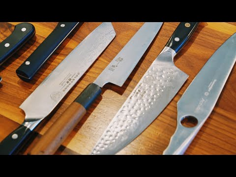 CHEF KNIFE BONANZA From $3 To $300+ - WHAT SHOULD YOU BUY?