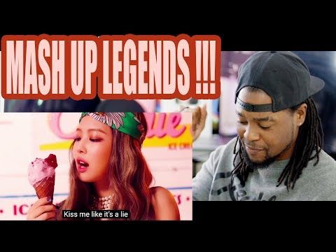 TWICE X BLACKPINK X RED VELVET – Likey /As If It's Your Last /Red Flavor MASHUP | Reaction!!!