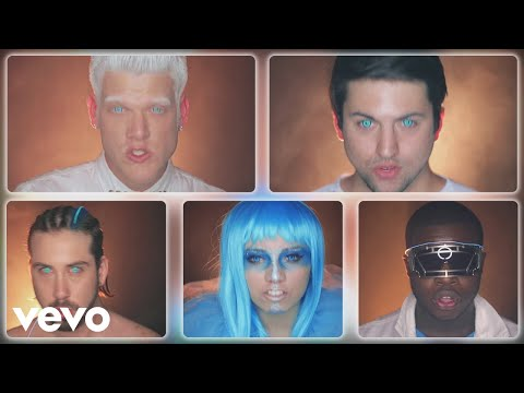 [Official Video] Daft Punk - Pentatonix (видео)