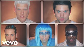 Video [Official Video] Daft Punk - Pentatonix MP3, 3GP, MP4, WEBM, AVI, FLV Juli 2018