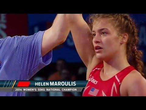 Helen Maroulis wins 5th US Title – Universal Sports