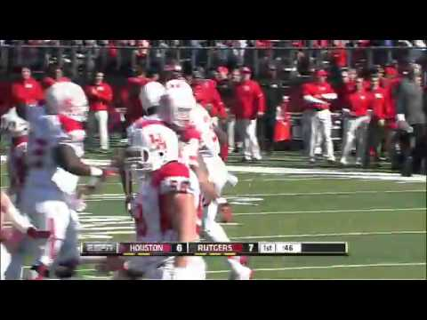 Deontay Greenberry 10-yard touchdown vs Rutgers 2013 video.