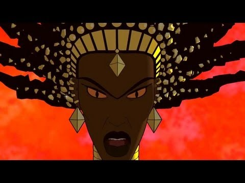 Kirikou and the Men and the Women Trailer (2013)