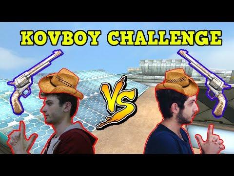 Kovboy Challenge !!  En Hizli Vuran Kazanir ! w/ MMOFPS Wolfteam  En Komik Anlar #1