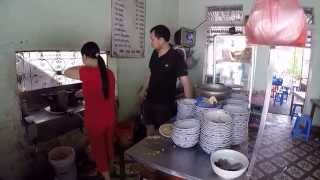 Lang Son Vietnam  City new picture : How to make fried rice Lang son Vietnam ลีลาการผัดข้าวผัดลังเซิน
