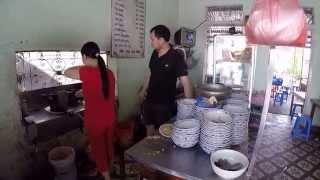 Lang Son Vietnam  city photos : How to make fried rice Lang son Vietnam ลีลาการผัดข้าวผัดลังเซิน