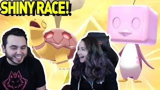 SHINY RACE with MY WIFE! Pokemon Sword and Shield Shiny Race! by aDrive