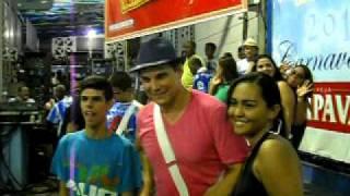 Carnaval da Beija-flor 2011. Ensaio Técnico. SDC16146.AVI.