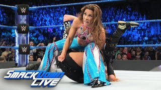 Nonton Becky Lynch vs. Mickie James - 2-out-of-3-Falls Match: SmackDown LIVE: Feb. 28, 2017 Film Subtitle Indonesia Streaming Movie Download