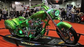 Cool Custom Motorcycles