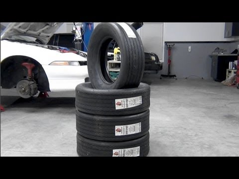 racing tires - In this episode, we order up a big dose of traction to fix the uncontrollable wheelspin that we had on street tires at the track last year. Thank you for wat...
