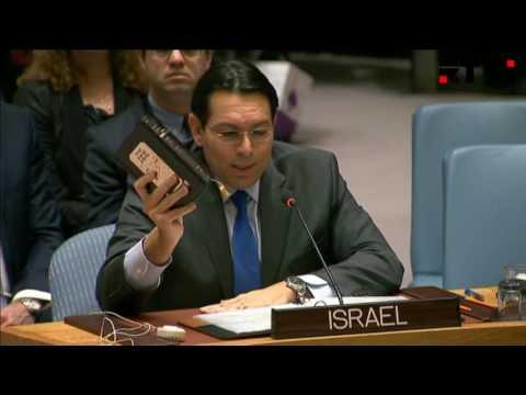 В Израиле разочарованы речью Джона Керри. \