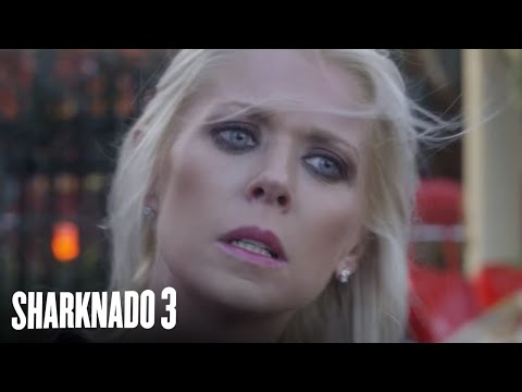 Sharknado 3: Oh Hell No! Trailer 'The Forecast'