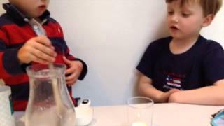 bNosy video 2 - släcka ljus magi