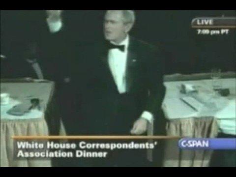 Bush says