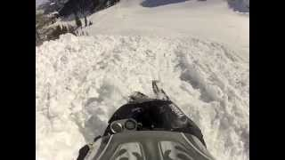 8. TURBO APEX RIDES THROUGH LARGE AVALANCHE.m4v