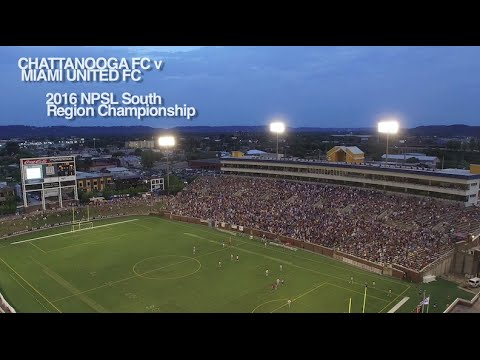 Chattanooga FC V Miami United FC - 2016 NPSL Playoff Highlights